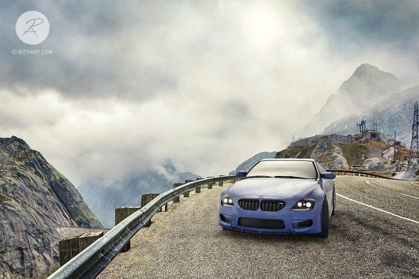 BMW M6 #2 – Antti Ritokallio